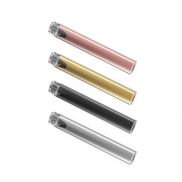 Best selling 0.5ml vapor colored smoke disposable cbd vap e pen